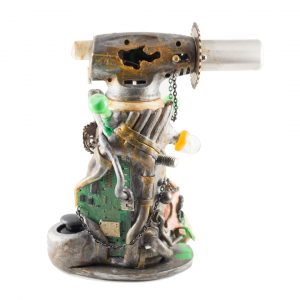 biomech torch on a Custom Torch